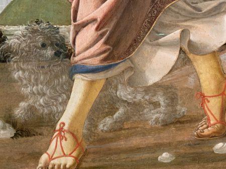 Andrea del Verrocchio (detail)