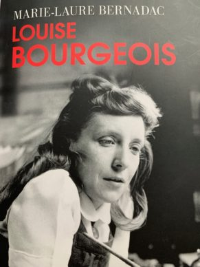 Louise Bourgeois, the biography