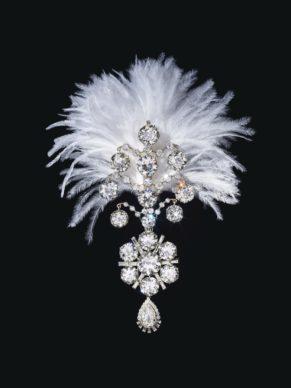 Diamond Turban Ornament