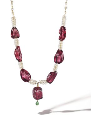 Imperial Spinel Necklace