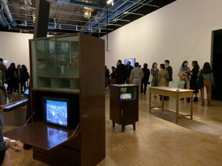 Cao Fei exhibition view