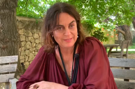 Maja Hoffmann: this true 21st century art world figure talks about the ecosystem she's creating in Arles
