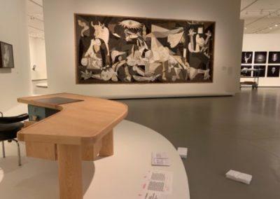 Charlotte Perriand, Pablo Picasso
