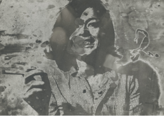 Sigmar Polke. 300 of his original photos have been discovered by his son
