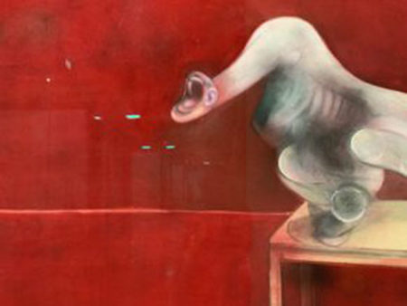 Francis Bacon: the Centre Pompidou focuses on his last 20 years in an impactful exhibition