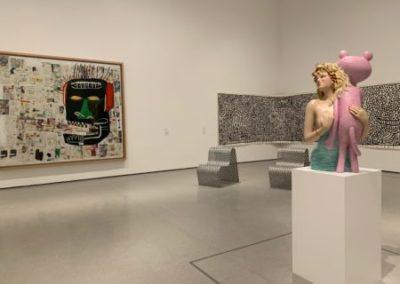 Basquiat, Haring, Koons