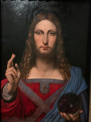 Leonardo da Vinci studio
