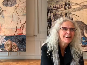 Kiki Smith: she sculpts fascinating hippie medieval legends out of bronze. A video interview