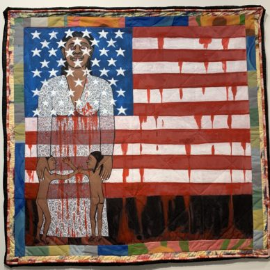 Faith Ringgold @ Pippy Houldsworth Gallery