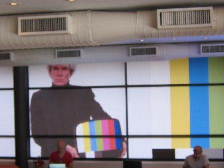 Warhol TV II