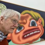 Peter Saul: before his exhibition at the New Museum, a video interview with the artist who's been caricaturing America for over 50 years
