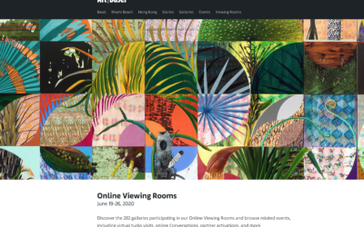 Art Basel online: artworks in the millions of dollars flood the internet