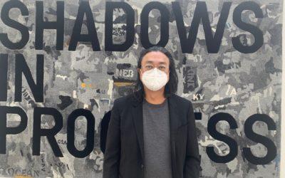 "Rirkrit Tiravanija: the new exhibition ""featuring"" Marcel Duchamp, John Giorno, Jasper Johns and the shadow of Donald Trump"