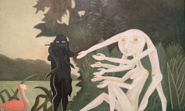 Victor Brauner: the forgotten surrealist eye rediscovered by the Musée d'art moderne in Paris