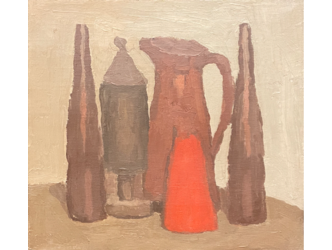 Grenoble, Beijing, New York:  Giorgio Morandi is the subject of worldwide fascination