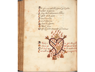 French Renaissance books: a sale in Paris, an exhibition at the Morgan Library in New York, and the passions of businessmen
