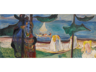 Munch at Sotheby's: the master of anguish and solitude also had a huge talent for self-promotion
