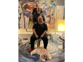 Ahead of Art Dubai: Pay a visit to the exciting community studio of the country's most high-profile artists