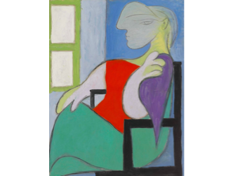 1932: Picasso's most fascinating year is even attracting crypto-investors . Christie's pushes up his value