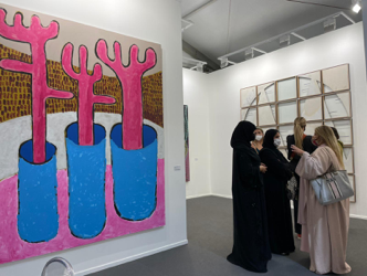 Art Dubai: the first real-life fair since the start of the pandemic announces formats of the future