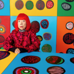 The sun never sets on the Yayoi Kusama Empire: from her psychiatric hospital the 92-year-old artist continues to organize a multitude of exhibitions