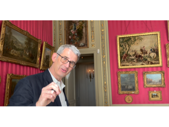 Edmund de Waal: follow the artist's guided tour through the Musée Nissim de Camondo, to celebrate the memory of a vanished fascinating family
