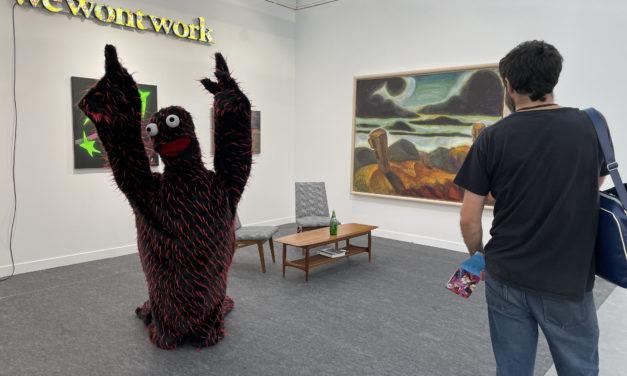 Fiac : Paris's powerful return to the global scene of the contemporary art market